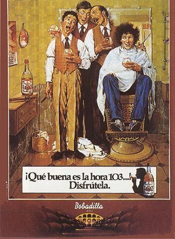 Bebidas 103 1980 - Caligrama Comunicación