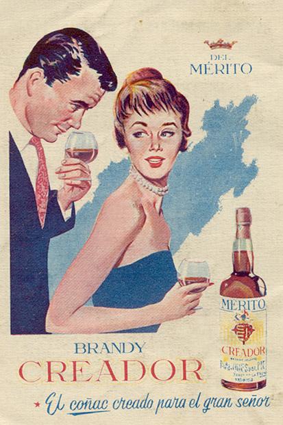 Bebidas Creador 1960 - Caligrama Comunicación