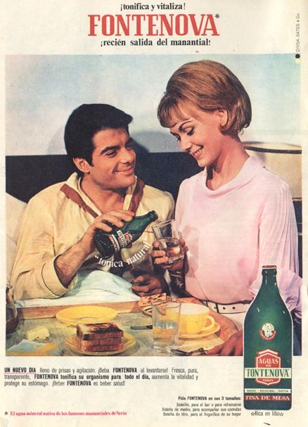 Bebidas fontenova 1965 - Caligrama Comunicación