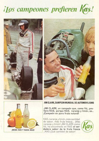 Bebidas kas 1966 - Caligrama Comunicación