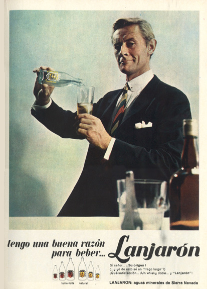 Agua Mineral Lanjaron (1968)