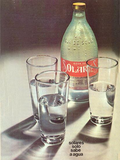 Bebidas lanjaron 1969 - Caligrama Comunicación
