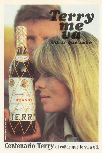 Bebidas terry 1966 - Caligrama Comunicación