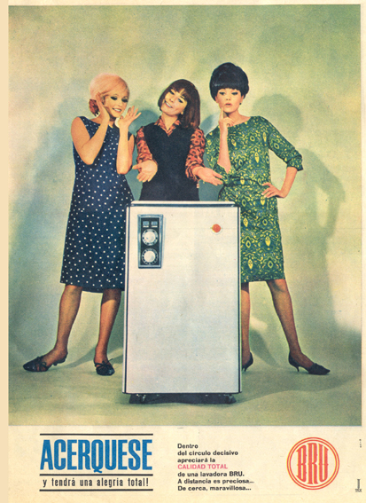 Lavadoras Bru (1964)