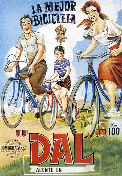 Bicicletas Dal (1950)