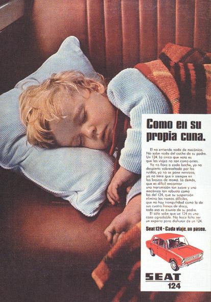motor seat124 1971 - Caligrama Comunicación