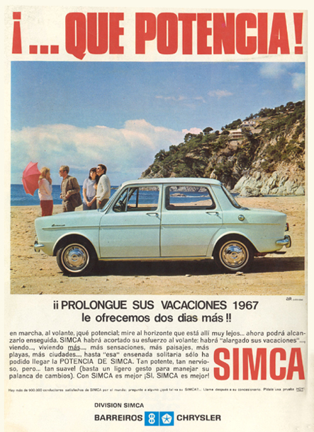 Simca (1967)