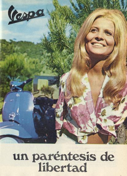 motor vespa 1969 - Caligrama Comunicación