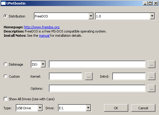 Recuperar Acer Aspire One (Actualizar Bios)