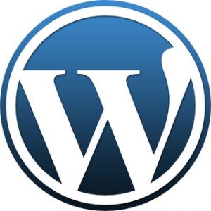 wordpress logo - Caligrama Comunicación