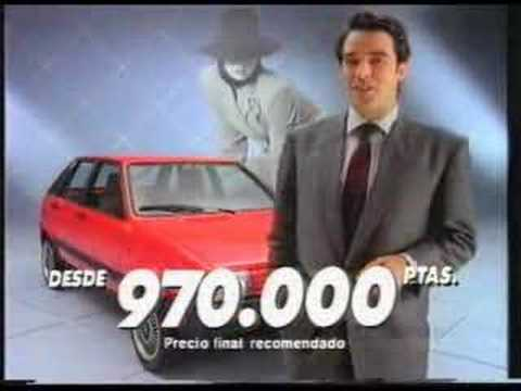 Seat Ibiza (1989)