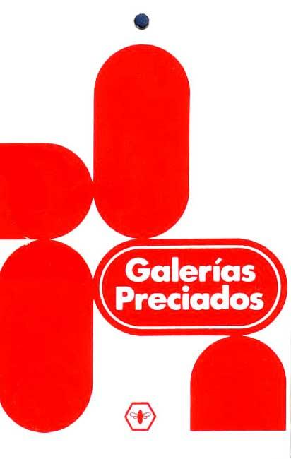Galerías Preciados (años 80, época RUMASA)