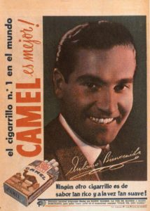 Lee más sobre el artículo Tabaco Camel (1955)