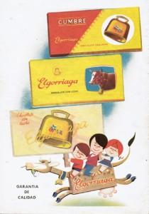 Lee más sobre el artículo Chocolates Elgorriaga (1966)