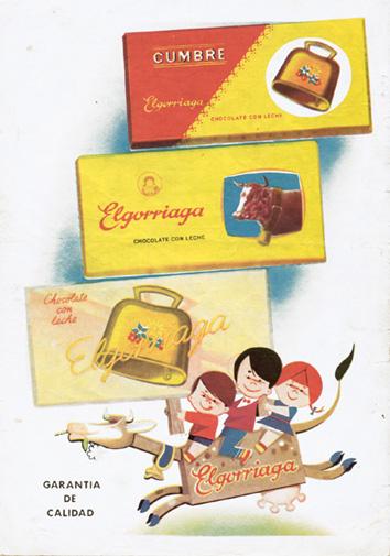 Chocolates Elgorriaga (1966)