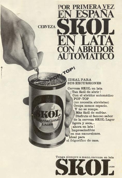 Cerveza Skol (1966)