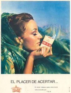 Lee más sobre el artículo Cigarrillos UN-X-2 (1967)