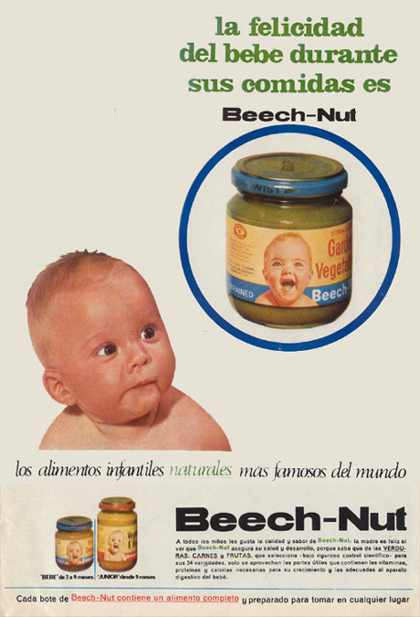 Potitos Beech-Nut (1967)