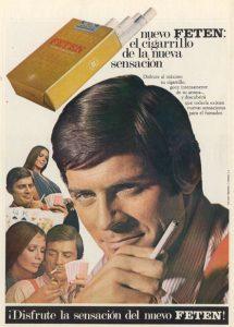 Lee más sobre el artículo Cigarrillos Feten (1969)