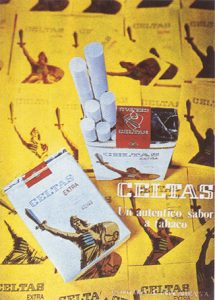 Cigarrillos Celtas (1971)