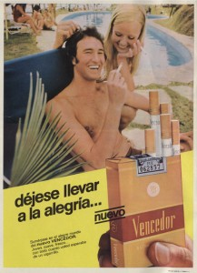 Cigarrillos Vencedor (1971)