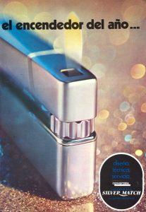 Encendedores Silvermatch (1973)