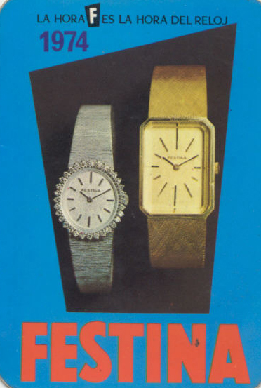 Relojes Festina (1974)
