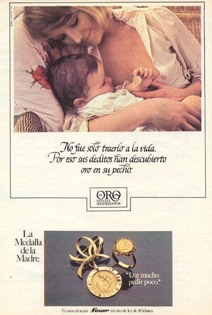 Cadenas de oro Finor (1976)