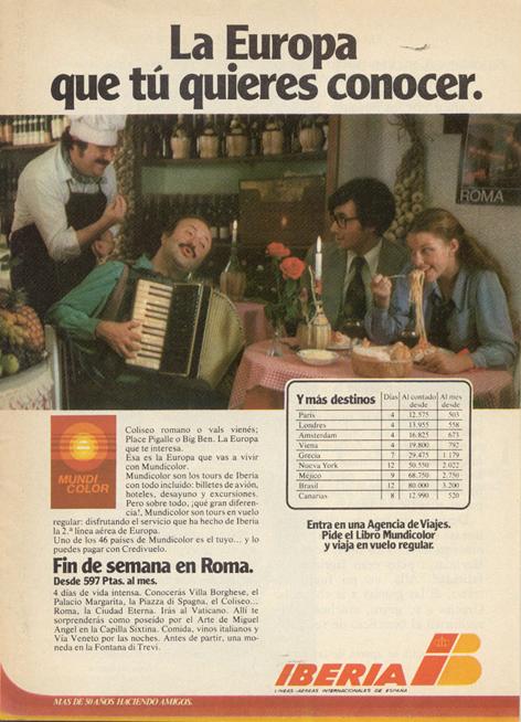 Iberia (1978)
