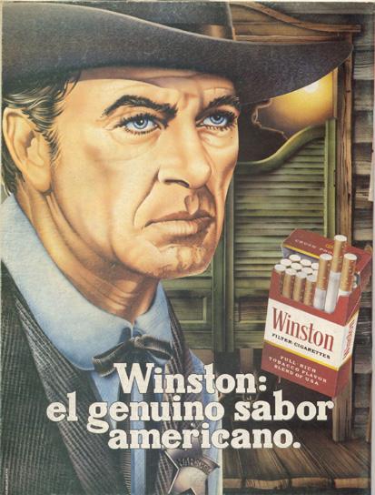 Cigarrillos Winston (1981)