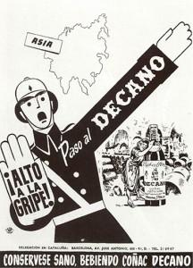 Lee más sobre el artículo Coñac Decano (1957)