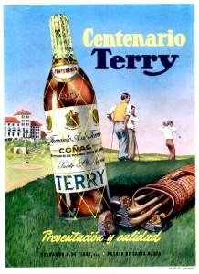 Coñac Terry Centenario (1960)