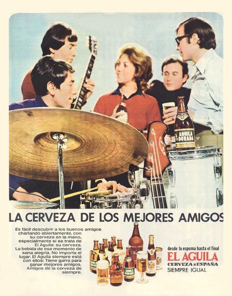 Cerveza El Águila (1972)