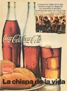 Lee más sobre el artículo Coca-Cola (1972)