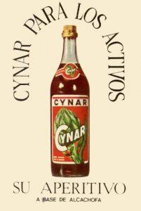 Lee más sobre el artículo Aperitivo de Alcachofa Cynar (1974)