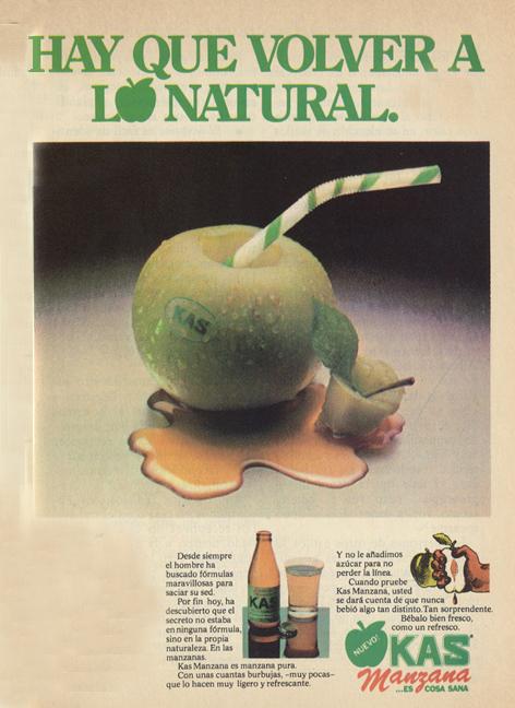 Kas, sabor manzana (1978)