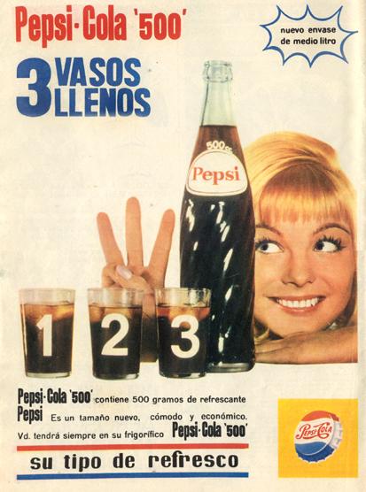 Pepsi (1965)