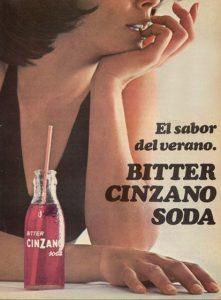 Lee más sobre el artículo Bitter Cinzano Soda (1972)
