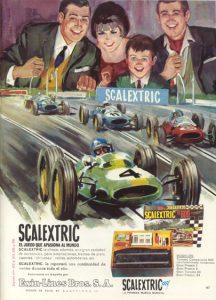 Lee más sobre el artículo Scalextric (1967)