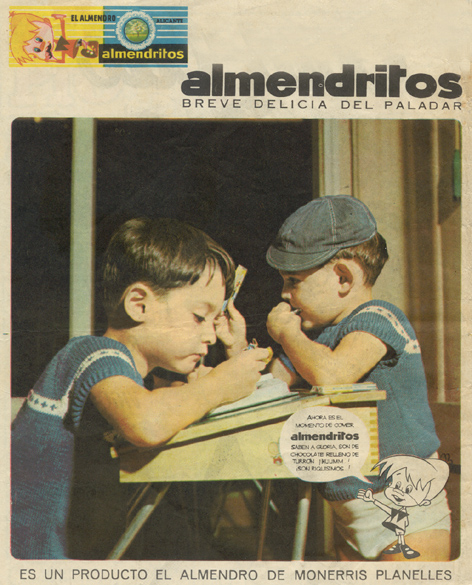 Turon Almendritos (1964)
