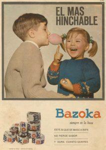 Lee más sobre el artículo Chicle Bazoka (1964)