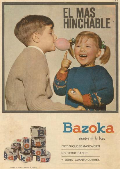 Chicle Bazoka (1964)