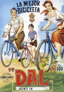 Lee más sobre el artículo Bicicletas Dal (1950)