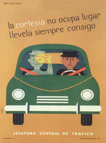 Jefatura Central de Tráfico (1962)