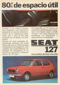 Seat 127 (1972)