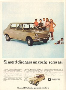 Simca 1200 (1969)