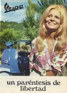 Lee más sobre el artículo Vespa (1969)