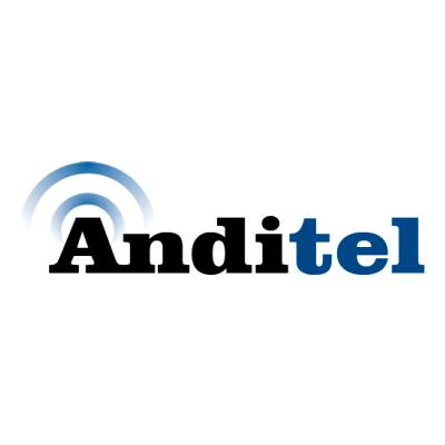 logo anditel - Caligrama Comunicación
